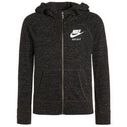 Nike Performance GYM VINTAGE Bluza rozpinana black - produkt dostępny w Zalando.pl