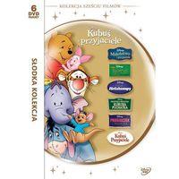 KUBUŚ I PRZYJACIELE SŁODKA KOLEKCJA (6 DVD)