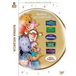 KUBUŚ I PRZYJACIELE SŁODKA KOLEKCJA (6 DVD), towar z kategorii: Pakiety filmowe