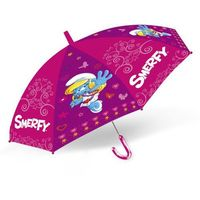 Starpak, Smerfy, parasol manualny, 45 cm - produkt z kategorii- Parasolki