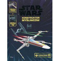 Star Wars. Konstruktor myśliwców - Wysyłka od 3,99 - porównuj ceny z wysyłką