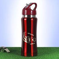 Bidon dla tenisisty - czerwony marki Specially4u