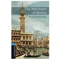 The Merchant of Venice + Audio Online. The Oxford Bookworms Library Stage 5 (1800 Headwords) (9780194621205)