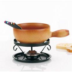 Tessin - zestaw do fondue serowego, 1,0 l