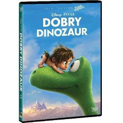 Dobry Dinozaur. DVD