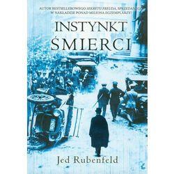 Instynkt śmierci - Jed Rubenfeld, książka w oprawie twardej