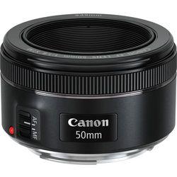Canon EF 50MM 1.8 STM 0570C005AA - DARMOWA DOSTAWA!!! (4549292037692)