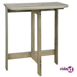 Esschert design składany stół przyścienny, ng66