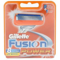Gillette Fusion Power 8szt M Wkład do maszynki do golenia z kategorii Maszynki do golenia