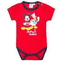 Disney MICKEY UND DONALD Body racing red, MIC-3-620/4084