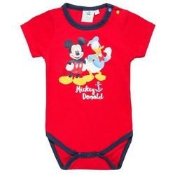Disney MICKEY UND DONALD Body racing red