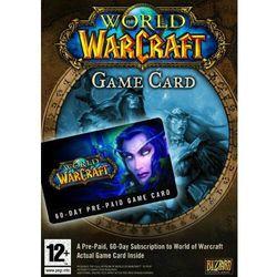 World of Warcraft - karta pre-paid 60 dni - Klucz z kategorii Kody i karty pre-paid
