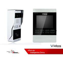 Zestaw wideodomofonu z czytnikiem kart RFID Vidos S50A_M904S