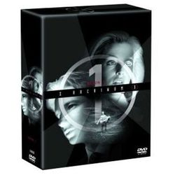 Z archiwum X - sezon 1 (DVD) - Rob Bowman, Fred Gerber, William Graham, towar z kategorii: Seriale, telenowele