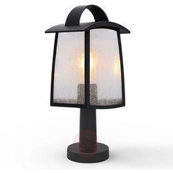 Eco-light W kształcie latarni: słupek oświetleniowy kelsey