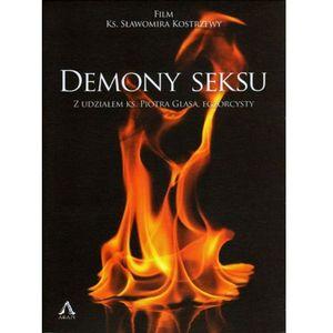 Kostrzewa sławomir ks. Demony seksu. z udziałem ks. piotra glasa, egzorcysty. książka + dvd
