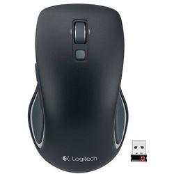 Logitech Mysz bezprzewodowa, 910-003882, optyczny, 1000 dpi, radiowa, czarny (5099206047310)