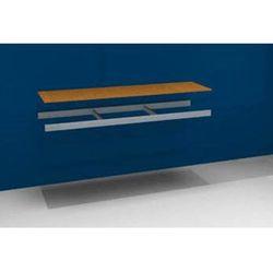 Dodatkowa półka, z trawersami i płytą wiórową, szer. x gł. 2000x600 mm.