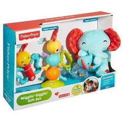 Fisher price - wesołe zwierzaki zestaw prezentowy wyprodukowany przez Mattel