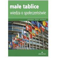 Małe tablice Wiedza o społeczeństwie GIMN LO / 2014 - Krzysztof Sikorski