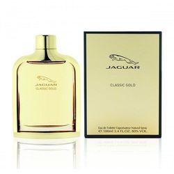 Jaguar Classic Gold 100ml M Woda toaletowa z kategorii Wody toaletowe dla mężczyzn