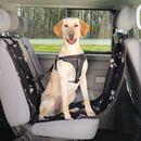 TRIXIE Pokrowiec na siedzenie dla psa, 65x145 cm czarny i beżowy (4047974132319)