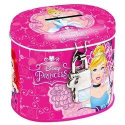 Starpak, Disney Princess, skarbonka metalowa, owalna - z kategorii- pozostałe artykuły szkolne i plastyczne