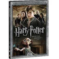 Harry Potter i Insygnia Śmierci, część 1 (2-płytowa edycja specjalna) (DVD) - David Yates (7321916288065)