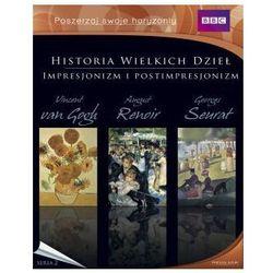 BBC. Historia wielkich dzieł. Impresjonizm i postimpresjonizm (3 DVD), towar z kategorii: Filmy dokumentalne