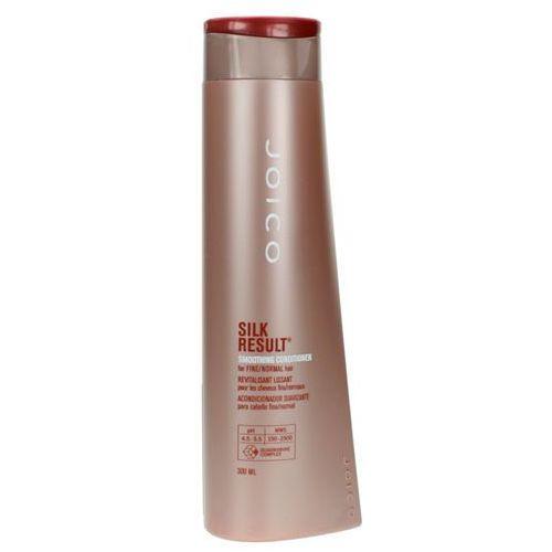 Joico Silk Result - odżywka wygładzająca do włosów grubych i szorstkich 300 ml (pielęgnacja włosów)