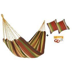 Zestaw hamakowy HW w kolorze 267 z poduszkami i zestawem montażowym, curacao HW-PZS-267