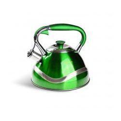 Czajnik ze stali nierdzewnej Edenberg, FR-7010-green