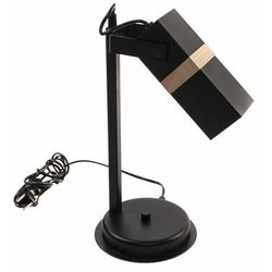 Lampka biurkowa VIDAR czarna GU10 EKO-LIGHT (5902693761037)