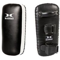 Tarcza  thai pad 40x19cm – prosta - skóra wołowa marki Hammer