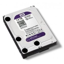 Dysk twardy HDD WD Purple 1TB , SATA III, 64MB