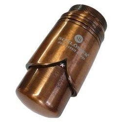 Grzejnik  600200012 głowica sh brillant antyczna miedź od producenta Instal-projekt