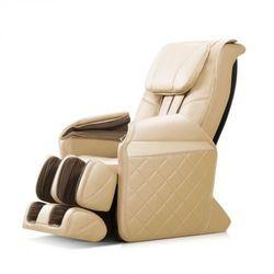 Fotel do masażu  alessio - kolor beżowy marki Insportline