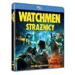Watchmen. Strażnicy - produkt z kategorii- Filmy science fiction i fantasy