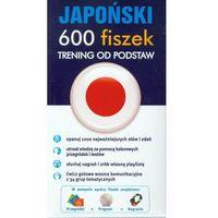Japoński. 600 Fiszek. Trening Od Podstaw, EDGARD