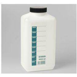 butelka na chemię 2000ml biała od producenta Kaiser