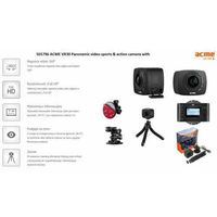 Kamera sportowa acme vr30 360° full hd (1080p @ 30 fps) wi-fi marki Acme europe