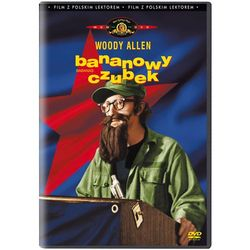 Bananowy czubek (DVD) - Woody Allen, towar z kategorii: Komedie
