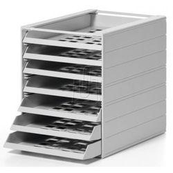 Durable Pojemnik z 7 szufladami idealbox basic szary 1712002050