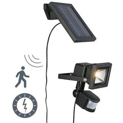 Zewnętrzna lampa solarna Sunny LED z czujnikiem na podczerwień z kategorii Lampy ogrodowe