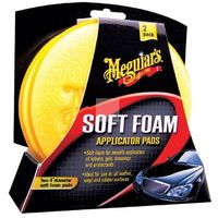 Meguiar's - Soft Foam Applicator Pad (2-pack)