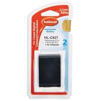 Hahnel akumulator HL-C827/HL-C828 (zamiennik Canon BP-827), HL-C827