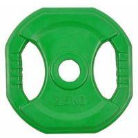 Obciążenie czworokątne inSPORTline Pump set 2,5 kg (30 mm) - 2,5 kg