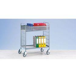 Unbekannt Biurowy wózek piętrowy, nośność 150 kg,pow. ładunkowa: dł. x szer. 770 x 425 mm