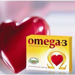 Omega-3 500 mg - 120 kaps