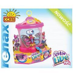 Little Live Pets Motylkowy Domek Z Motylkiem COBI ze sklepu SKLEP Z ZABAWKAMI RENAX